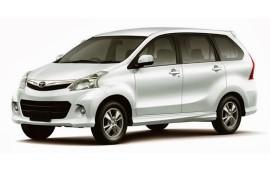 Economy 7 seater Automaticexample vehicle image
