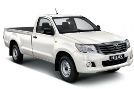 Single Cab 4x4example vehicle image